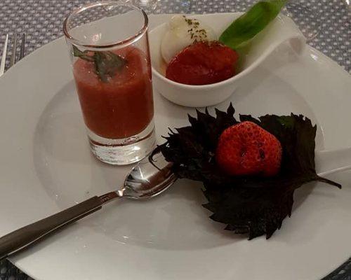Table gourmande cours saleya 1