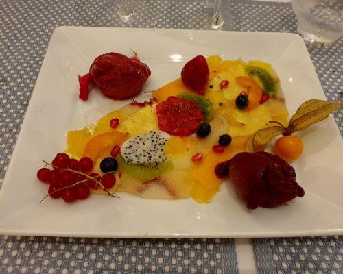 Table gourmande cours saleya 55